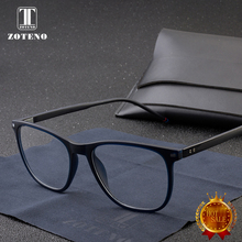 433f442b7c Optical TR90 Eyeglasses Frame Fashion Brand Designer Computer Myopia  Transparent Prescription Glasses Frames For Men