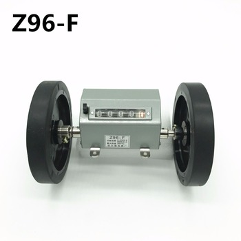 цена на 5 digits Z96-F Scroll/Rolling wheel counter Textile Machinery meter - counting Measuring length