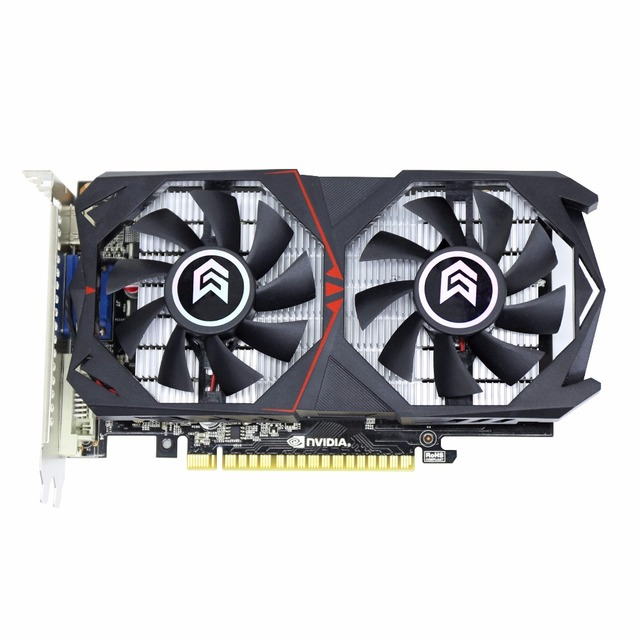 Original Graphics Card GTX 750TI 2048MB/2GB 128bit GDDR5 1