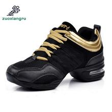 цена на New Dancing Shoes For Women Jazz Dance Sneaker Woman Salsa Dance Sneakers Ballroom Dance Shoes Fitness And Body Building