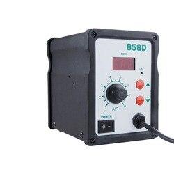 Profesjonalny wysokiej jakości cyfrowy powietrza rozlutownica stacja lutownicza wysokiej  możesz o nich nadmienić 700 W gorące powietrze rozlutownica narzędzia ue/US wtyczka