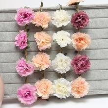 1Pcs New Ladies Bohemian Flower Hair Band  Wreath Bride Girl Accessories 2018 HOT Rose Headband Wedding