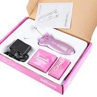 110 240V Electric Body Face Facial Hair Remover Defeatherer Cotton Thread Epilator Shaver Lady Beauty Care