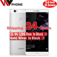 "Wv original huawei honor nota 8 4g lte teléfono móvil kirin 955 octa core 6.6 ""2 K 2560X1440 4G RAM 64G ROM 13.0MP $ number MP"