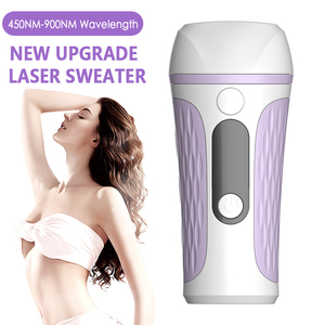 Image 1 - Unisex 500,000 pulsed IPL Laser Hair Removal Instrument Body Armpit Electric Epilator Epilator Permanent Hair Removal Machine