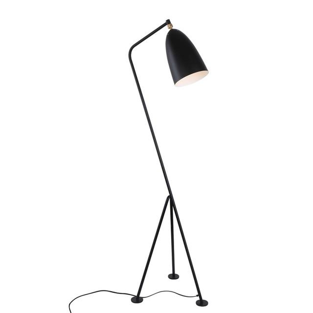 Modernistisk Replica Design Grasshopper Floor Lamp/light Gubi Grasshopper Shake UC-03