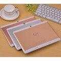 Новый 10.1 дюймов 3 Г 4 Г телефонный звонок Tablet PC Quad Core 2 Г RAM 32 ГБ ROM Dual SIM Карты 5.0 М Камеры 1280*800 IPS Таблетки 10 + Подарки