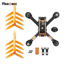 Realacc Real2 5.8G OMNIBUS F4 FPV Racing Drone OSD 30A BLHeli_32Bit 700TVL Camera 20/200mW VTX 3-4S RC Drone Quadcopter Toys