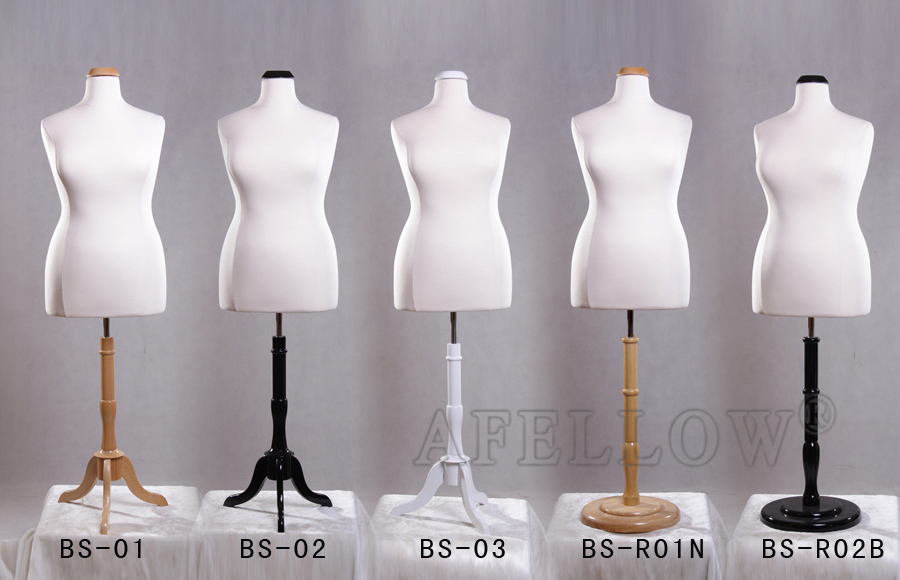 AFELLOW Female Mannequin Maniqui High Quality Upper body Adjustable ...