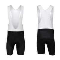 שחור אופני אופניים MTB רכיבה על אופניים 3D מכנסיים הלבשה תחתונה מרופדת מכנסיים לגברים S-XXXL