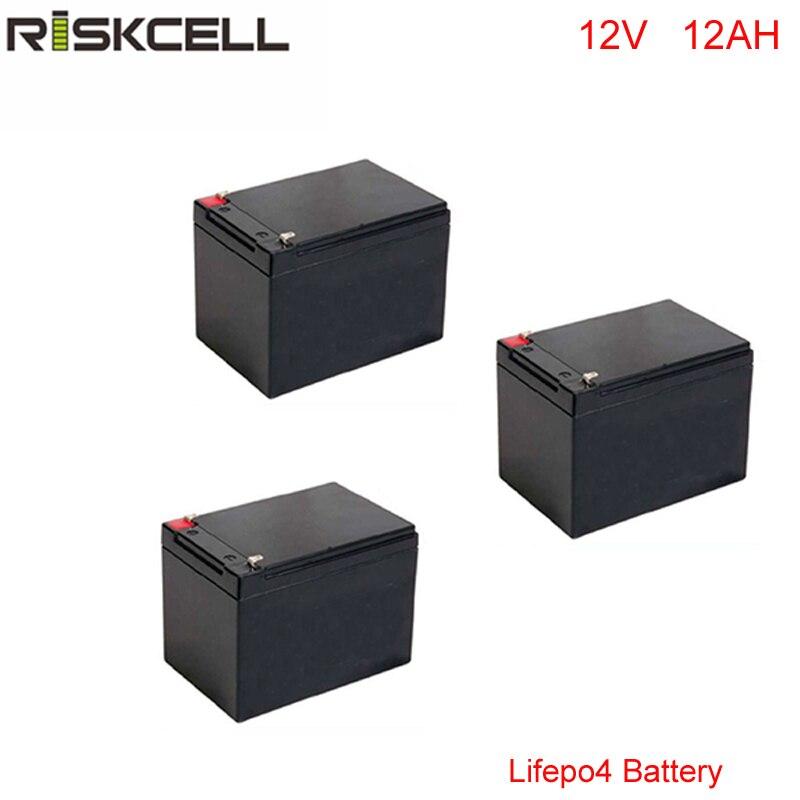 Replacement sla lifepo4 battery pack 12v 12ah for 36v 12ah or 12v 36ah electronic bike ,motor ,car ,energy system 6v 12ah apc ap ap900 6v 12ah ups replacement battery sps brand 2 pack
