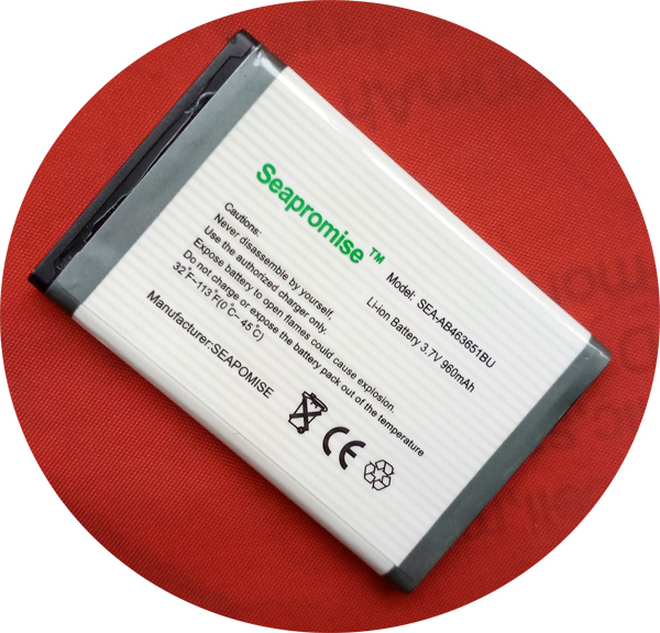 Freeshipping mobile phone battery AB463651BU for <font><b>samsung</b></font> W559 F270 F278 F400 F408 J800 J808 J808E <font><b>L700</b></font> L708 L708E ZV60 M7500 image