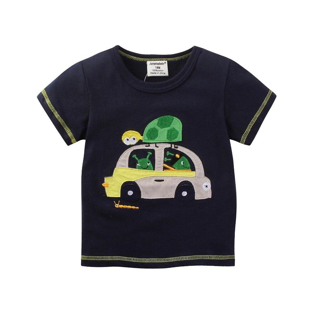 826488b06798 2017 Baby boy Tshirts summer cotton boys t-shirt Baby Clothing Little kid  Summer t shirt Cartoon car t shirts