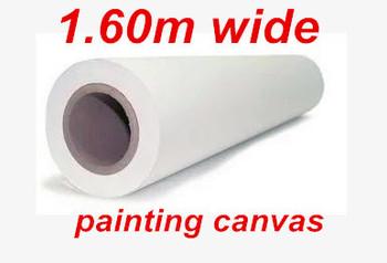 1 6 m szerokości 280g 100 bawełna tanie malowania na płótnie dla rysunek artystyczny tanie i dobre opinie Papier fotograficzny colormaker 1 6m MCM-300 white 100 cotton fine 1 6m*10m 300g painting