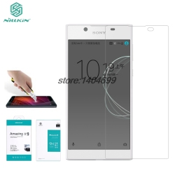 На Алиэкспресс купить стекло для смартфона sfor sony xperia l1 tempered glass nillkin amazing h h+pro screen protector for sony xperia l1 5.5 inch phone