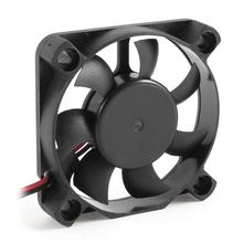 PROMOTION! 50mm x 10mm DC 12V 2 Pin Connector Computer Case Cooler Cooling Fan(China)