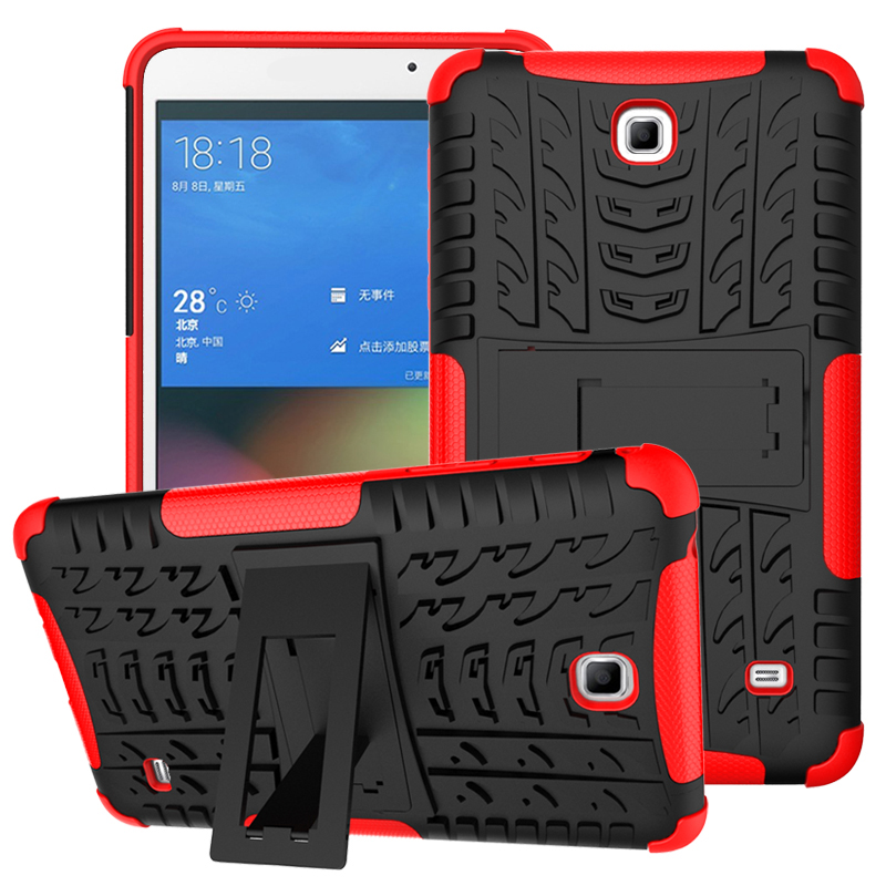 TPU+PC Tablet Case Cover For Samsung Galaxy Tab 4 7.0 SM-T230 SM-T231 T230 T231 T235  Heavy Duty Shockproof Protective Shell 7