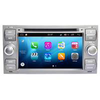 RoverOne Android 8,0 Восьмиядерный Сенсорный Экран Авто Радио Стерео DVD gps навигация для Ford Transit Fiesta Galaxy Fusion C MAX