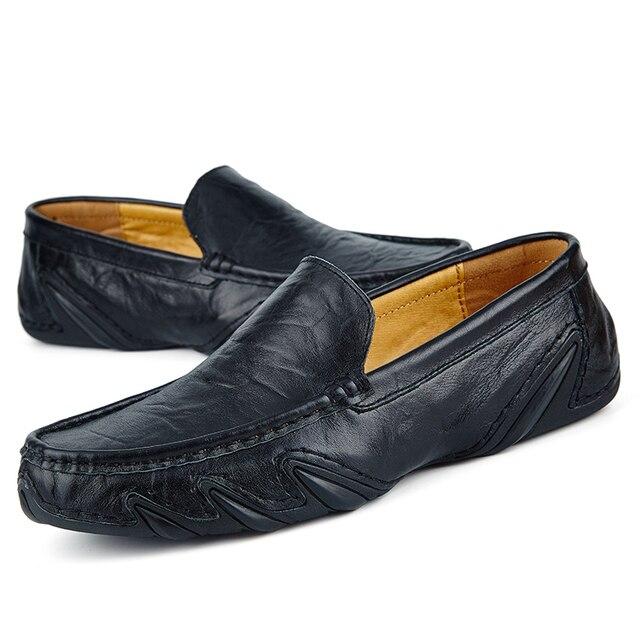 Купить мужские кожаные туфли clax на плоской подошве весна лето 2019 картинки