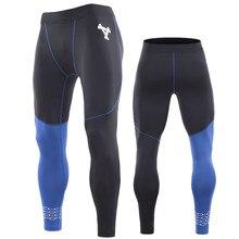 Мужские флисовые утеплённые велосипедные штаны Мягкие велосипедные спортивные велосипедные штаны для активного отдыха компрессионные колготки многоцветные