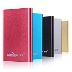 HDD 2.5 160G قرص صلب خارجي 320 GB قرص صلب 500 GB hd externo USB3.0 ديسكو دورو externo أجهزة التخزين سطح المكتب محمول