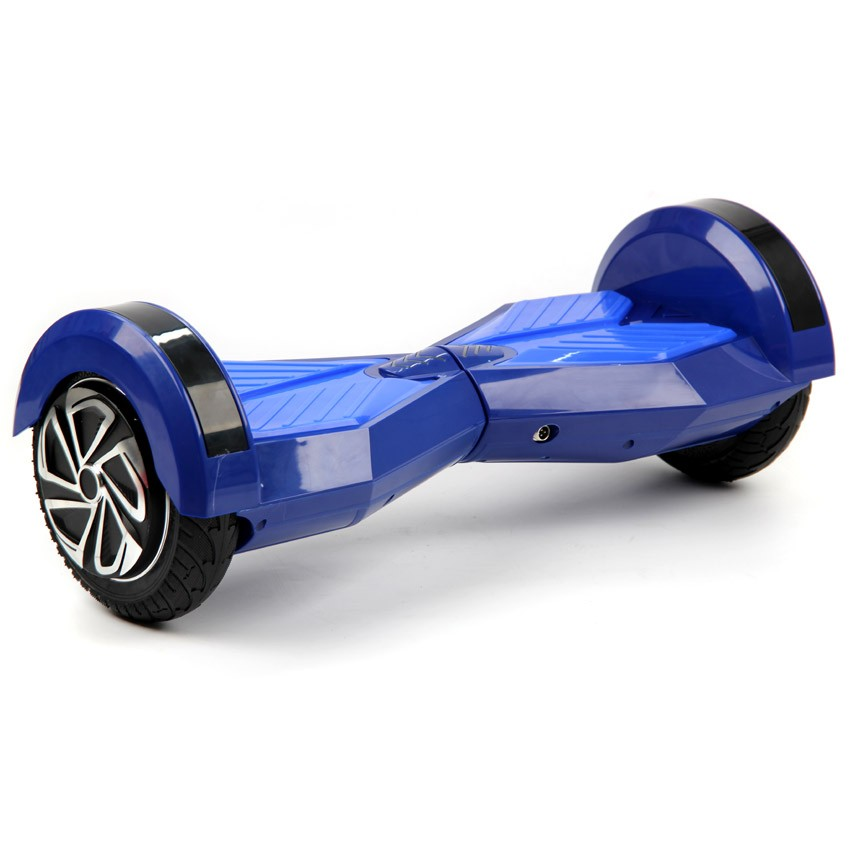 2 Wheel Self Smart Balance Scooter 8 inch with Led light Bluetooth Remote Bag  Electric Skateboard Hoverboard 3d13f6c74a0
