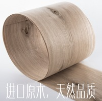 Length 2 5Meters Thickness 0 52mm Width 16cm Natural Knots White Oak Wood Veneer