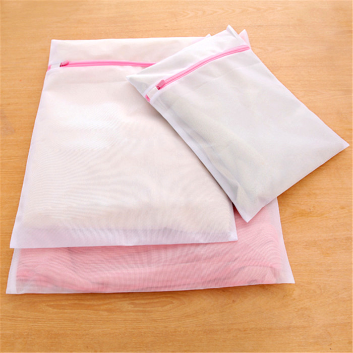 Premium Laundry Mesh Washing Bag Size 30*40cm Polyester Fine Mesh Delicates Laundry Bag Lingerie Bag Protects Clothes In Washing