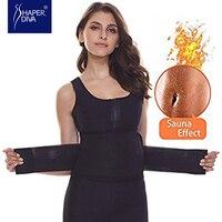 Shaper Diva New Zipper Taille Formateur Corset Gilet Chaude Shaper Néoprène Sauna Shapewear Minceur Corps Shaper Ceintures pour Femmes