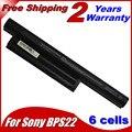 JIGU 5200mAh Battery For SONY BPS22 VGP-BPS22 VGP-BPS22A For VAIO VPC-E1Z1E VPC-EA1 EA16E EA1S EA45FG/B EA1Z1E EA27EC