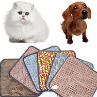 WaterProof Pet Puppy Kitten Electric Heat Pad Dog Cat Bunny Heater Mat Blanket Bed 18W 220V