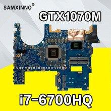 ROG материнская плата для ноутбука ASUS G752VS G752VM G752VY G752VT G752VL G752V G752 тестирует оригинальную mianboard
