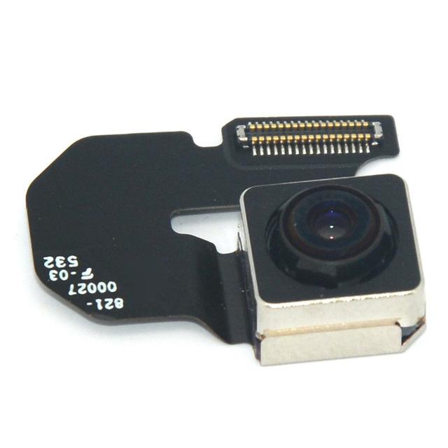 Nueva original oem orientados hacia atrás cámara trasera para iphone 6 s 4.7 de la Lente Del Módulo de Flash Flex Cable Reparación de Piezas de Reemplazo Del Envío gratis