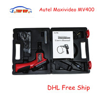 2016 Original Autel Maxivideo MV400 Digital Videoscope with 5.5mm diameter imager head inspection camera DHL Free