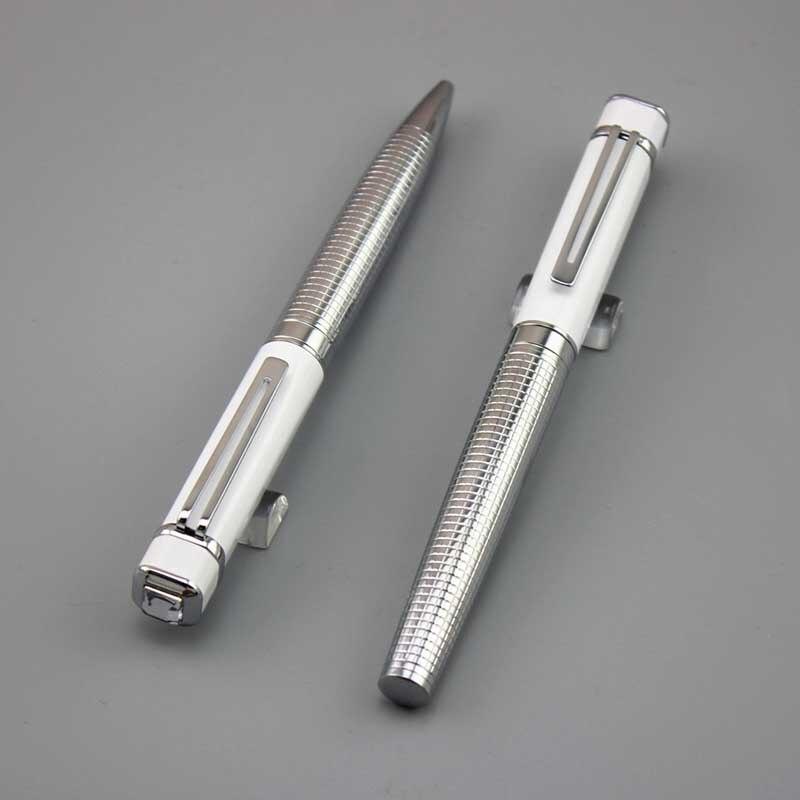 DKW ballpoint Pen metal caneta School Office supplies man women luxury roller ball pens business gift pen free shipping 011