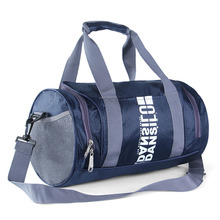 8bb3fab926ec GYKZ Support Custom LOGO Yoga Sport Gym Shoulder Bag Training Exercise  Fitness Handbag Women and Men Travel Duffle Bag HY264