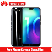 Global Version Huawei Honor 10 4G SmartPhone Phone 5 84 Kirin 970 Android 8 1 2280x1080