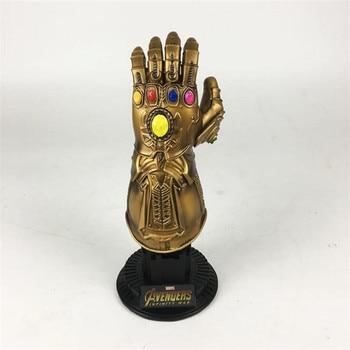 Перчатка Таноса мстители 3 война бесконечности
