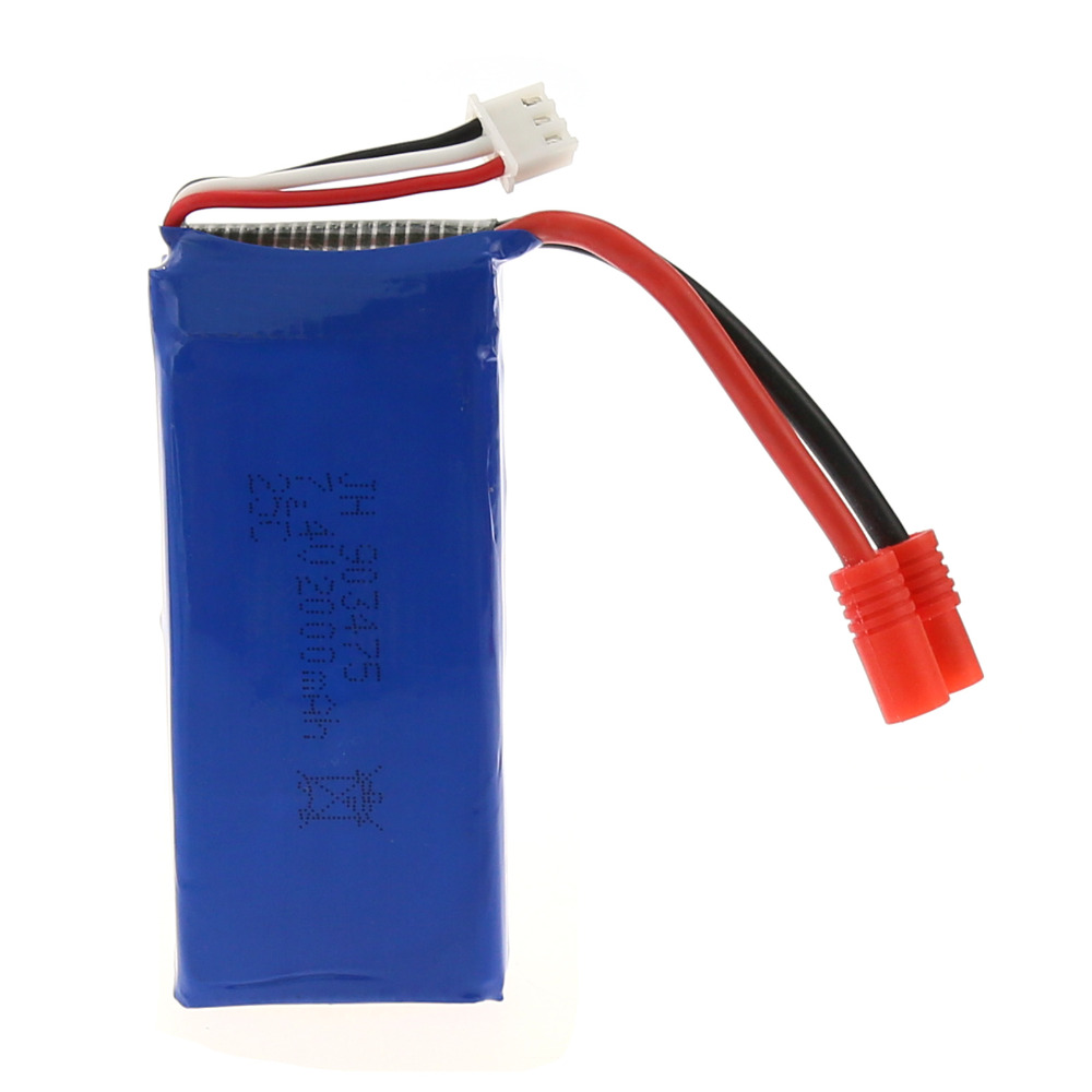 все цены на 7.4V 2000mAh T Plug Lipo Battery For Syma X8C RC Quadcopter Drone Airplane Toy Free Shipping онлайн