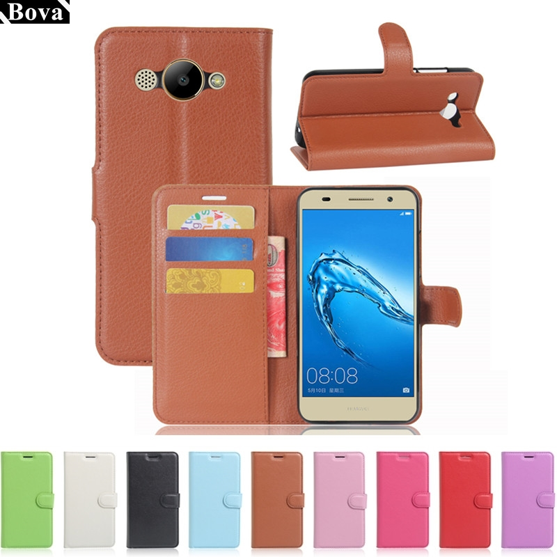 for Huawei Y3 2017 Wallet Case Card Holder Phone Cases for Huawei Y3 2017 Case Leaher Protective Cover phone bags