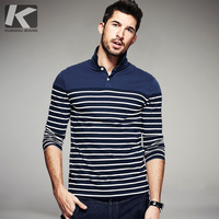 New 2016 Summer Mens 100 Cotton Polo Shirts Luxury Brand Clothing Slim Fit Man Long Sleeve