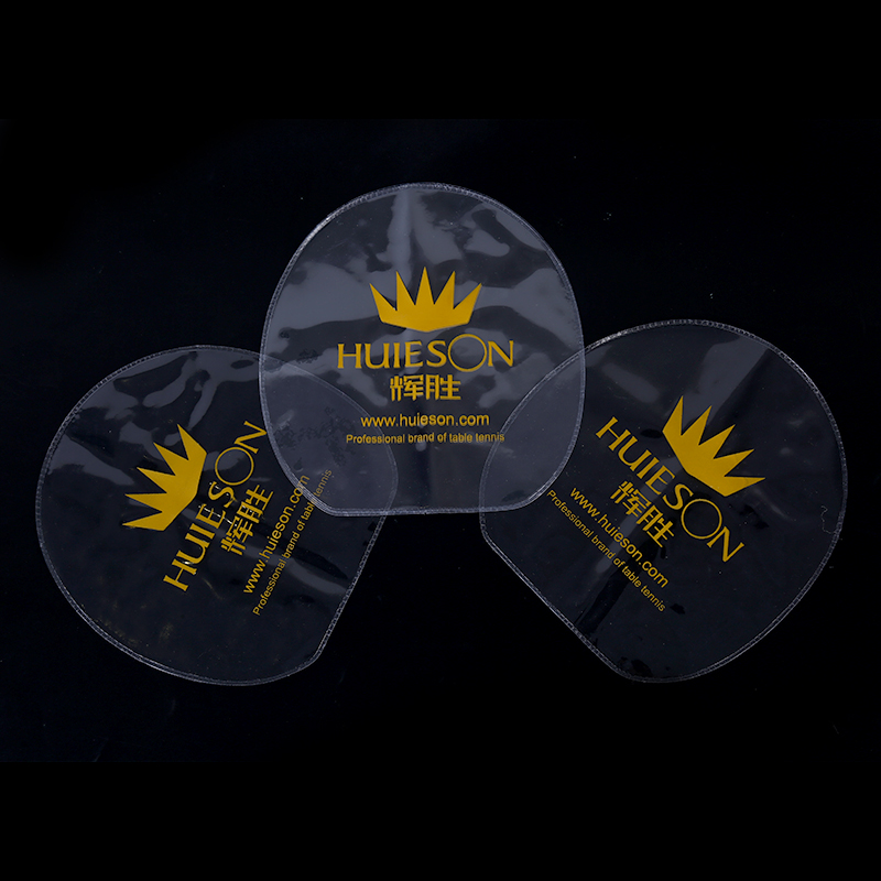 Professional 4pcs Second Table Tennis Rubber Special Sticky Protection Film For Ping Pong Racket