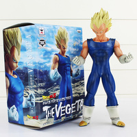 Dragon Ball Z Super Saiyan Vegeta PVC Action Figure Collection Model Toy 10 25CM Great Gift