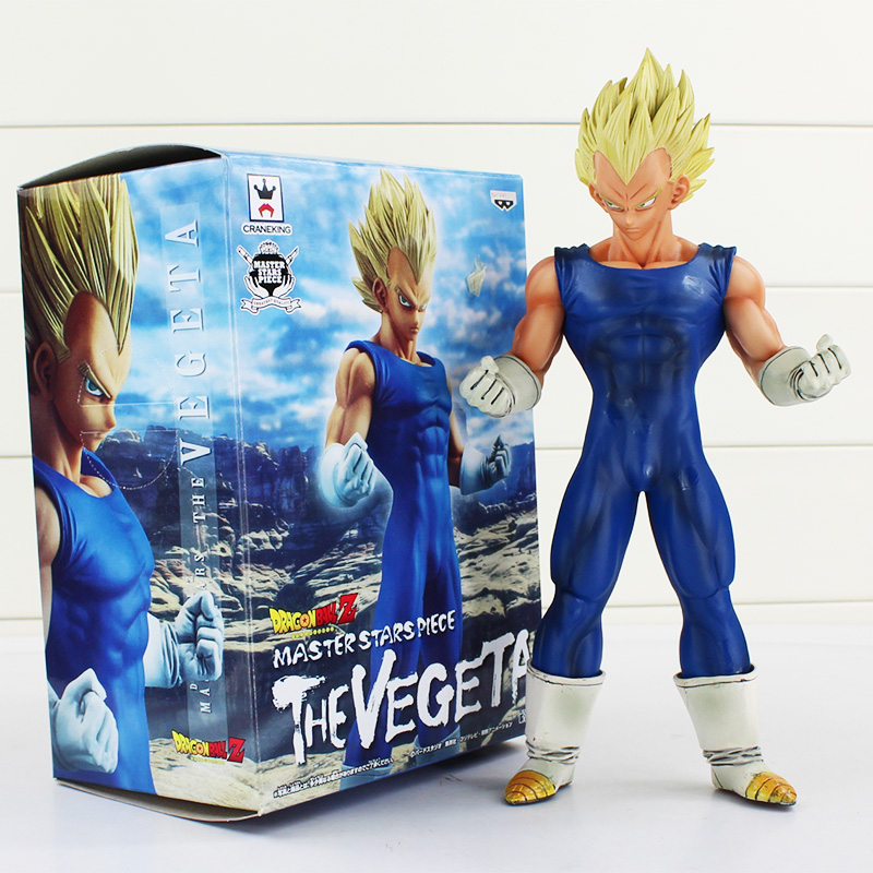 Dragon Ball Z Super Saiyan Vegeta PVC Action Figure Collection Model Toy 10 25CM Great Gift noeby fishing rods carbon 1 98m 2section m ml spinning rod varas de pesca para carpe fishing canne peche fish stand pole handel
