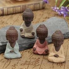Small Ceramic Buddha Statuette