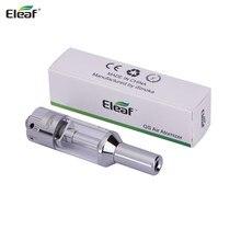 Auténtico Ismoka Eleaf atomizador de aire GS perfecto para Istick 20W caja Mod E Cig Dual bobinas Clearomizer Ajustable Control de flujo