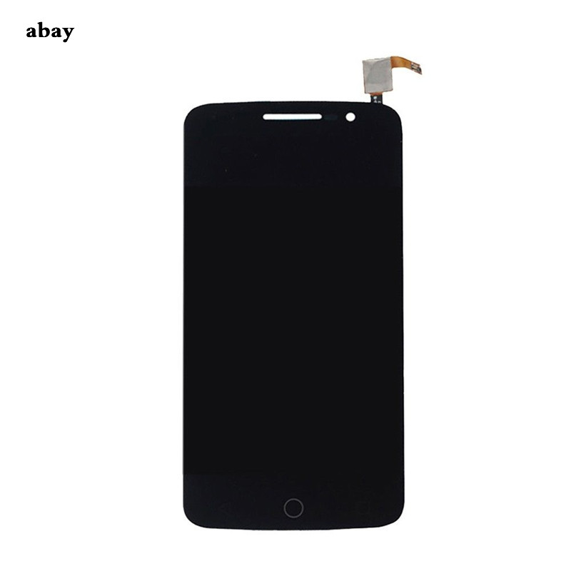 Image 3 - For Alcatel One Touch Pop 2 Premium 7044 OT7044 7044X 7044Y 7044K 7044A LCD Display Assembly Touch Screen Replacement Parts-in Mobile Phone LCD Screens from Cellphones & Telecommunications on