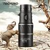 TOCHUNG Hunting Monoculars 16x52 Focus Optic Lens Handheld HD Day Night Vision Travel Telescope Spotting Scope