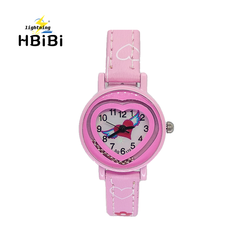 Low Price Good Quality Children's Watches Fashion Love Heart Women Watch For Boys Girls Kids Bracelet Clock Child Wristwatches