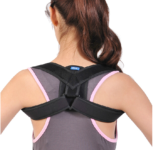 Ober child fitted remedical belt clavicle scapula fixed with humpback correction striped fitted sheet